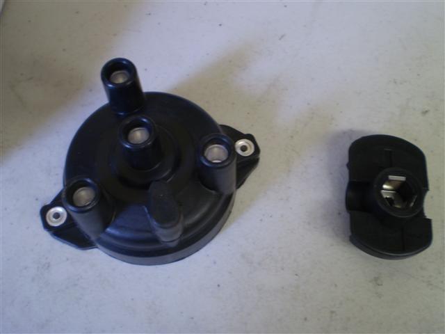 Mitsubishi Minicab Mini Truck Cap and Rotor U42