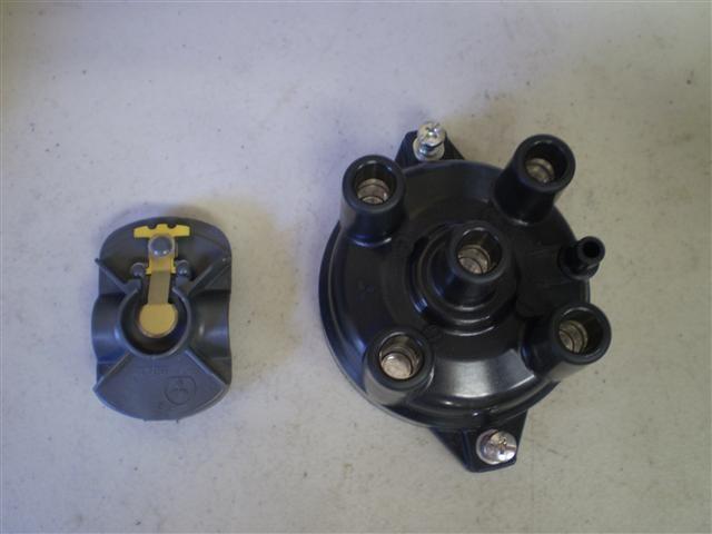 Subaru Sambar Mini Truck Cap and Rotor