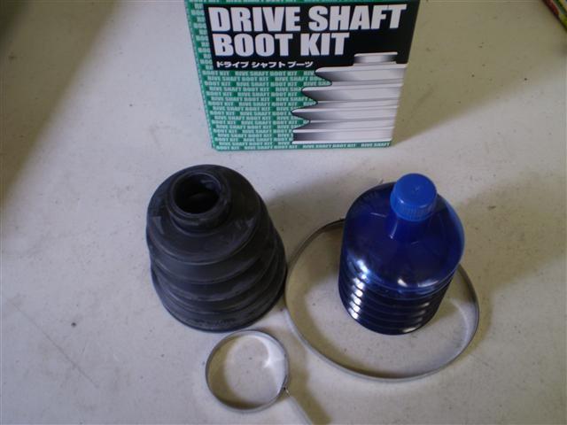Subaru Sambar Mini Truck Rear Outter CV Boot