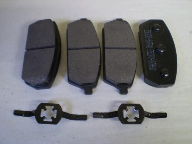 Suzuki Carry Mini Truck Front Brake Pads DA41 DB41 DA51 DB51 DC51 DD51 DG41 DH41 DG51 DJ51 DK51 DL51 DM51