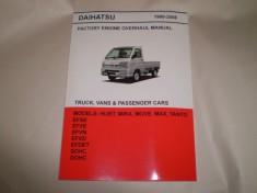 Daihatsu Mini Truck Hijet Engine Service Manual S210