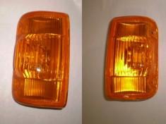 Suzuki Carry Mini Truck PAIR Front Corner Amber Rectangle Headlight DC51 DD51 91-98