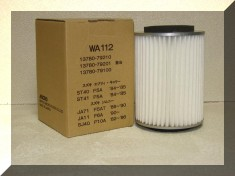 Suzuki Carry Mini Truck Air Filter Long 6 3/8